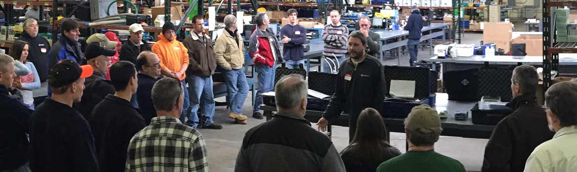 FEI Pittsburgh Hosts HAZWOPER Refresher Course