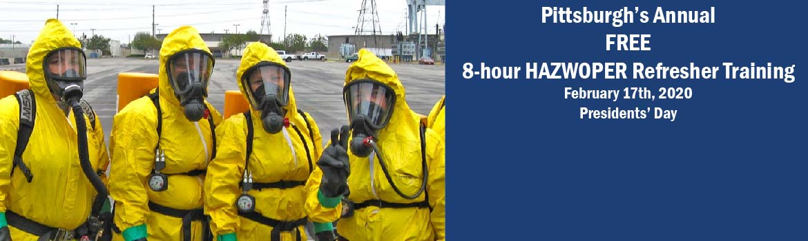 FEI Pittsburgh HAZWOPER Training
