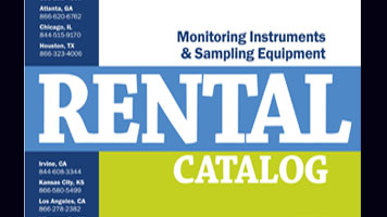 FEI Rental Catalog