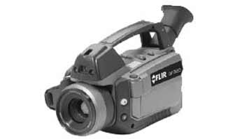 Request a Demo-FLIR GF320 Thermal Imaging Camera - CH4 Gas Leak