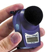 Casella CEL-350IS dBadge Series Noise Dosimeter