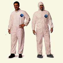 Dupont Tyvek Suits