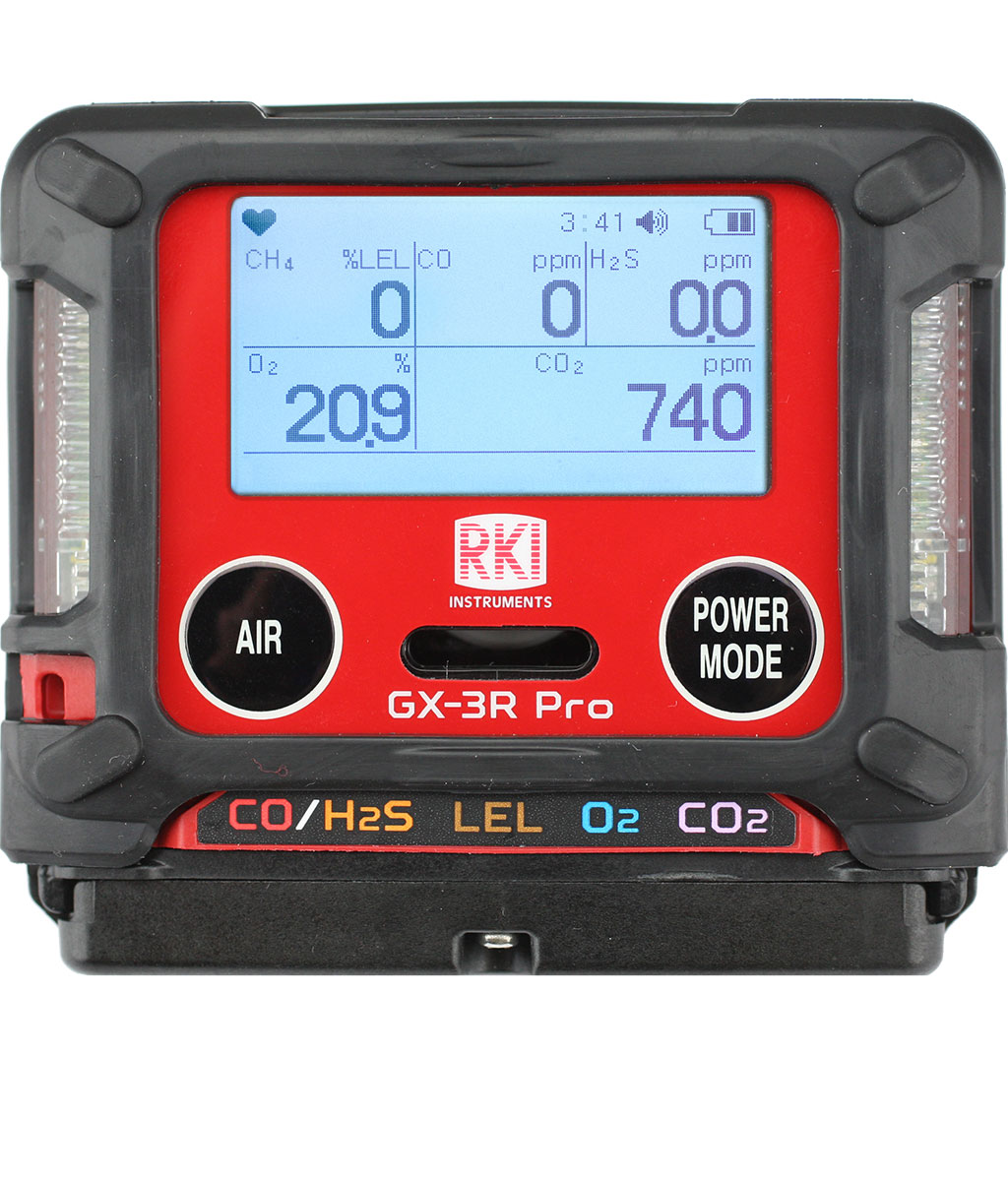 Multi-Parameter Gas Meters