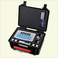 Greyline Portable Ultrasonic Flow Meter PT500