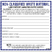 Labels: Non-Classified