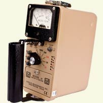 Ludlum Model 19 Radiation Monitor