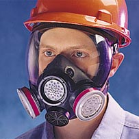 MSA Advantage 1000 Full-Face Respirator