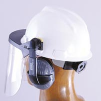 MSA Soundblocker Earmuffs w/Hard Hat Brackets
