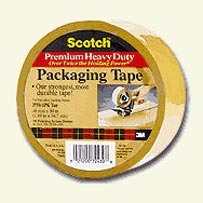 Scotch Box Premium Sealing Tape