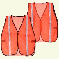 Safety Vests w/Stripes