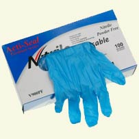 Seattle Glove Nitrile Powder-Free Gloves
