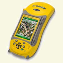Trimble GeoExplorer GeoXH 2008 GPS Unit