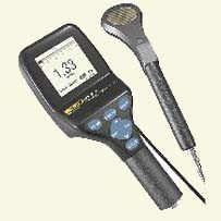 Victoreen 990 Advanced Survey Meter w/Pancake Probe