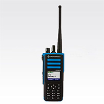 Motorola XPR 7550 IS Two-Way Radio